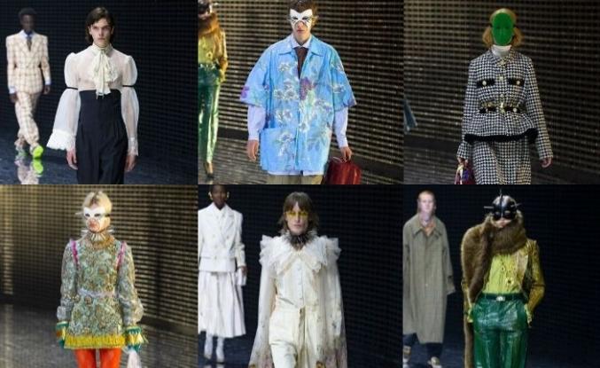Ünlü moda devi Gucci, 2019 Sonbahar Kış koleksiyonunda siyaset bilimci Hannah Arendt'ten ilham aldı