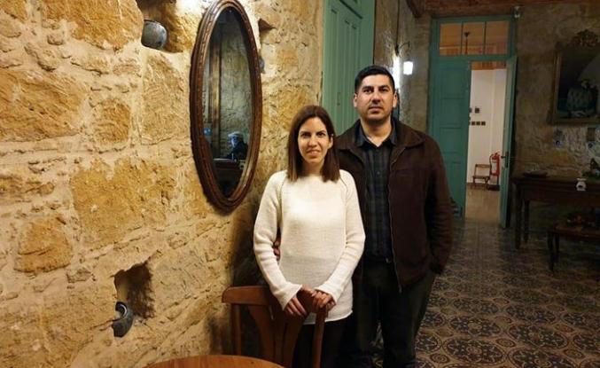 Valide Hanım Konak Butik Otel ve Cafe İşletmecisi Cemal Gülercan ve Sümer Siber, Genç Vizyon'a konuk oldu