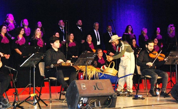 Yeniboğaziçi Belediye Korosu, Zeki Müren'in en özel şarkılarını seslendirdi