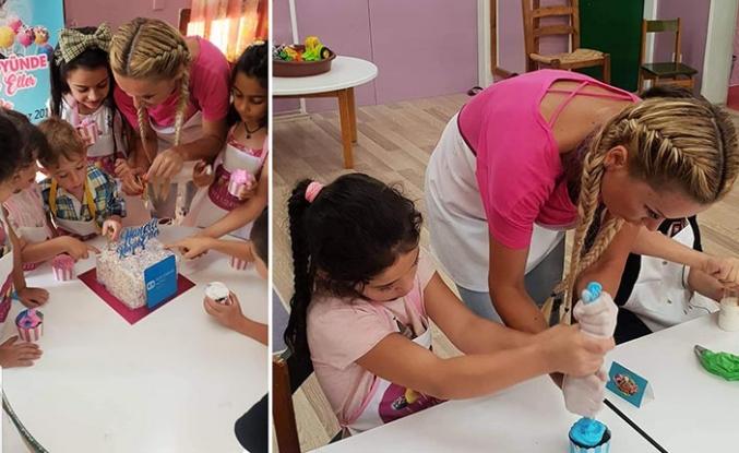 Güzelyurtlu genç girişimci Çilem Dağıstanlı, SOS Çocuk Köyü'nde özel ve önemli bir etkinlik gerçekleştirdi