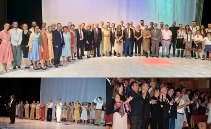 Arap Ali Destanı'nın ikinci gösterisi Kültür ve Kongre Sarayı'nda yer aldı