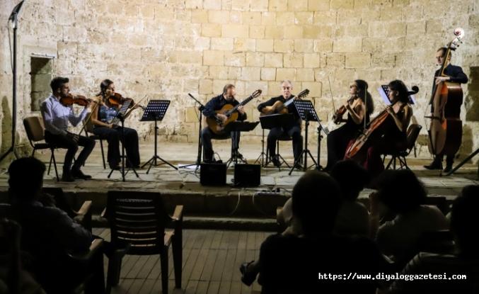 Kıbrıs Gitar Festivali başladı