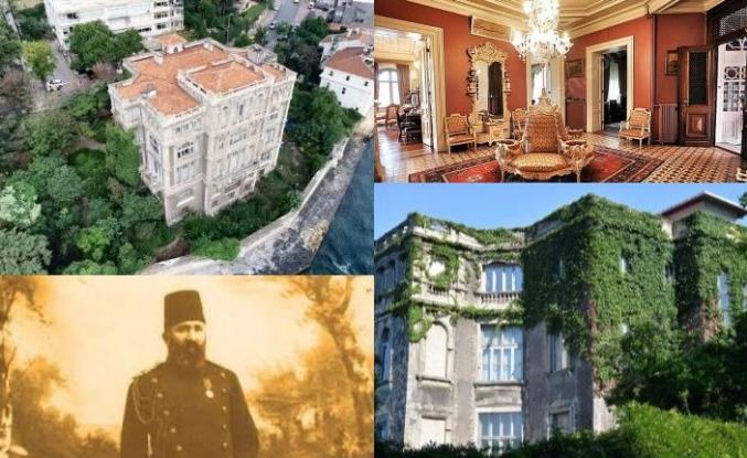 İstanbul'un en dikkat çekici yapılardan biri olan 'Filinta Mustafa'nın yalısı 550 milyon TL'ye satılıyor