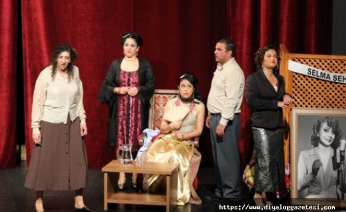 Çatalköy Belediye Tiyatro SU ekibi turneye çıkıyor