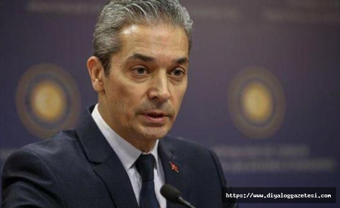 Yunanistan'ın iddialarına sert yanıt
