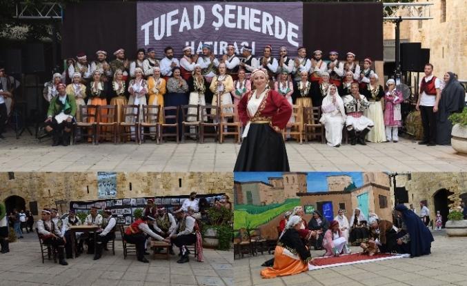 TUFAD, Lefke Hanı'nda etkinlik yaptı
