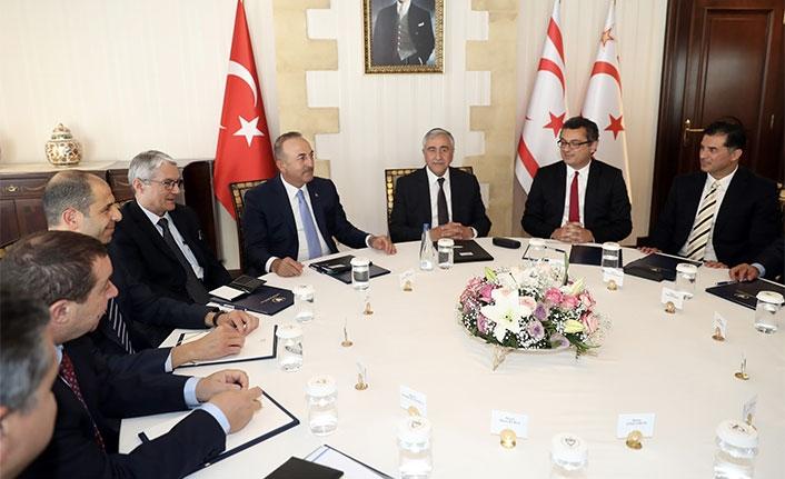 Türk tarafında ağırlıklı görüş 2 devletli çözüm