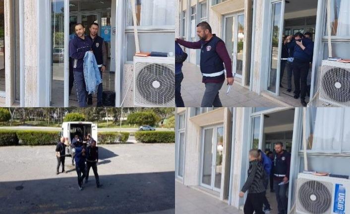 Alpay Akaner cezaevine gitti