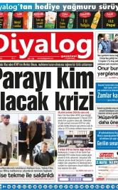 Diyalog Gazetesi - Kıbrıs'ta Haberin Merkezi - 20.03.2018 Manşeti