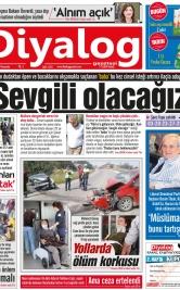 Diyalog Gazetesi - Kıbrıs'ta Haberin Merkezi - 22.03.2018 Manşeti